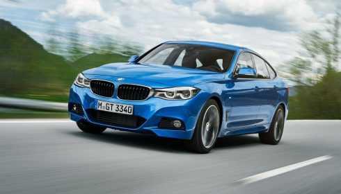 BMW 3 Serie Gran Turismo 2016