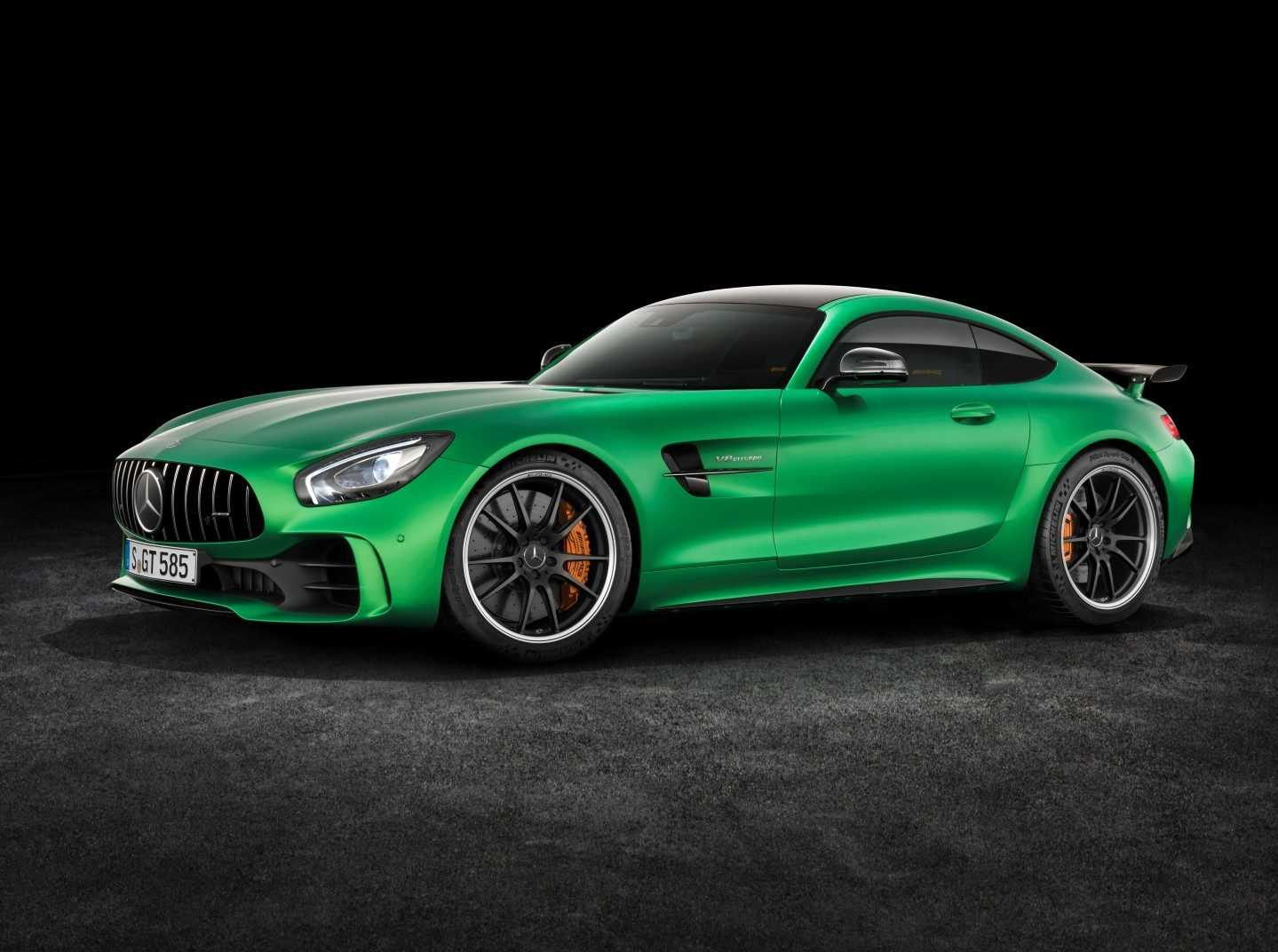 Mercedes-AMG GT R 2016