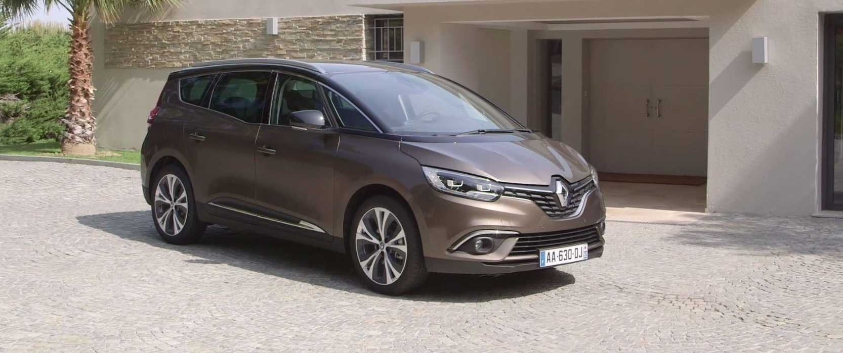 Renault Grand Scénic 2016