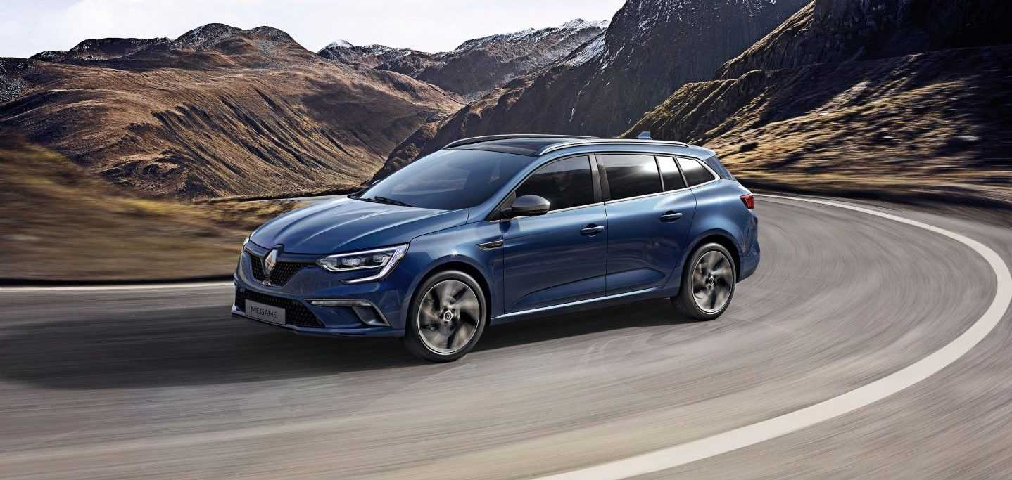 Renault Mégane Estate 2016