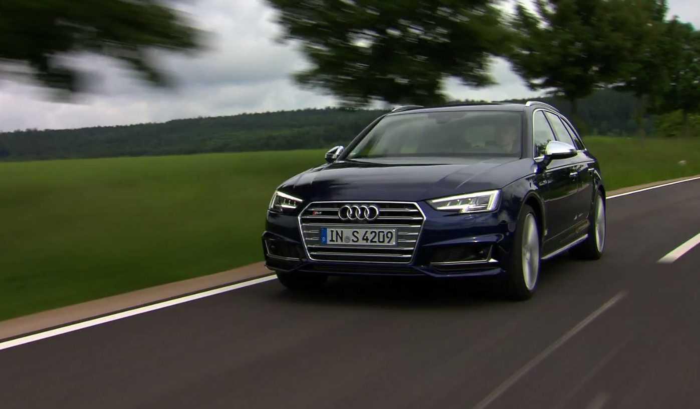 Audi S4 Avant 2016