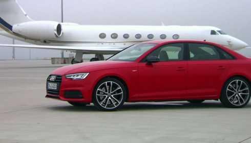 Audi S4 Limousine 2016