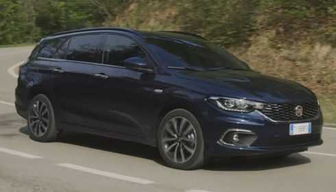 Fiat Tipo Stationwagon 2016
