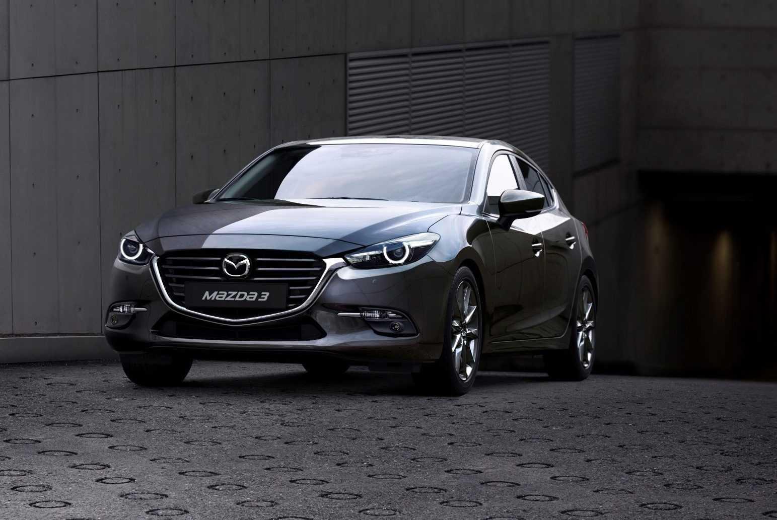 Mazda3 Hatchback 2017
