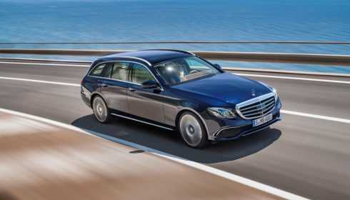Mercedes-Benz E-Klasse Estate 2016