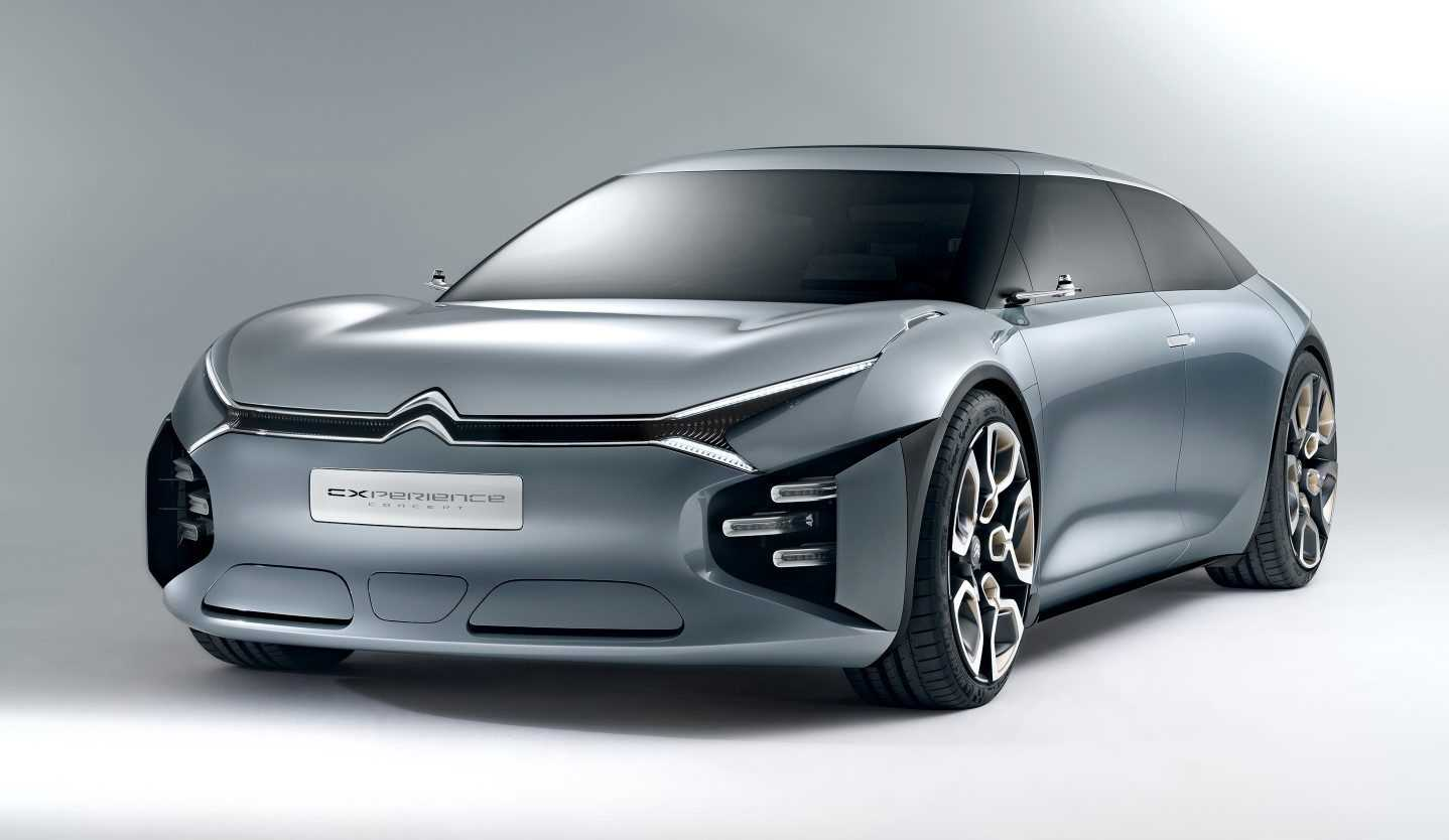 Citroën CXperience Concept 2016