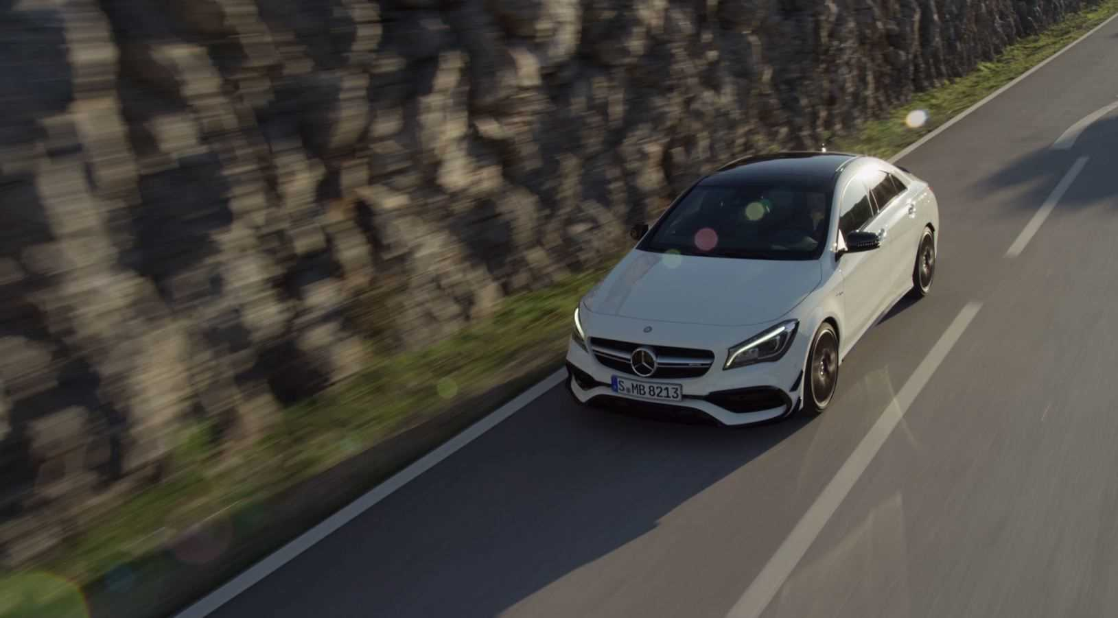 Mercedes-AMG CLA 45 2016
