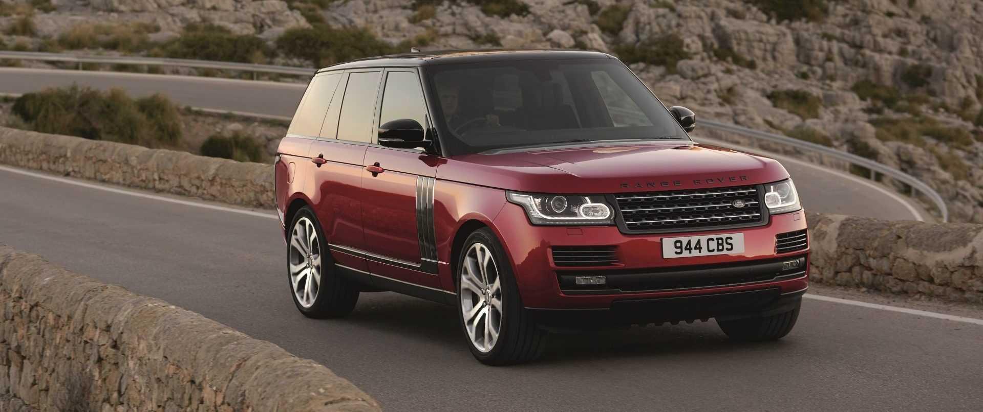 Range Rover SVAutobiography 2017
