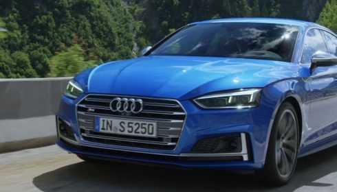 Audi A5 & S5 Sportback 2016