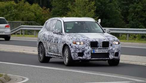BMW X3 M 2017