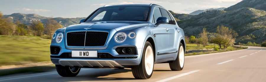 Bentley Bentayga Diesel 2017