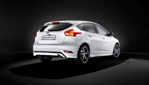 Ford Focus ST-Line 2016