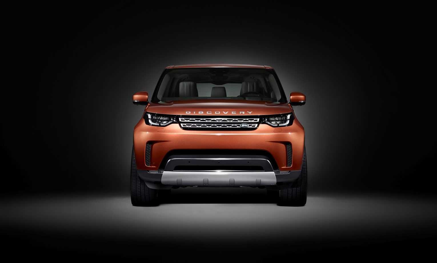 Land Rover Discovery 2017 (preview)