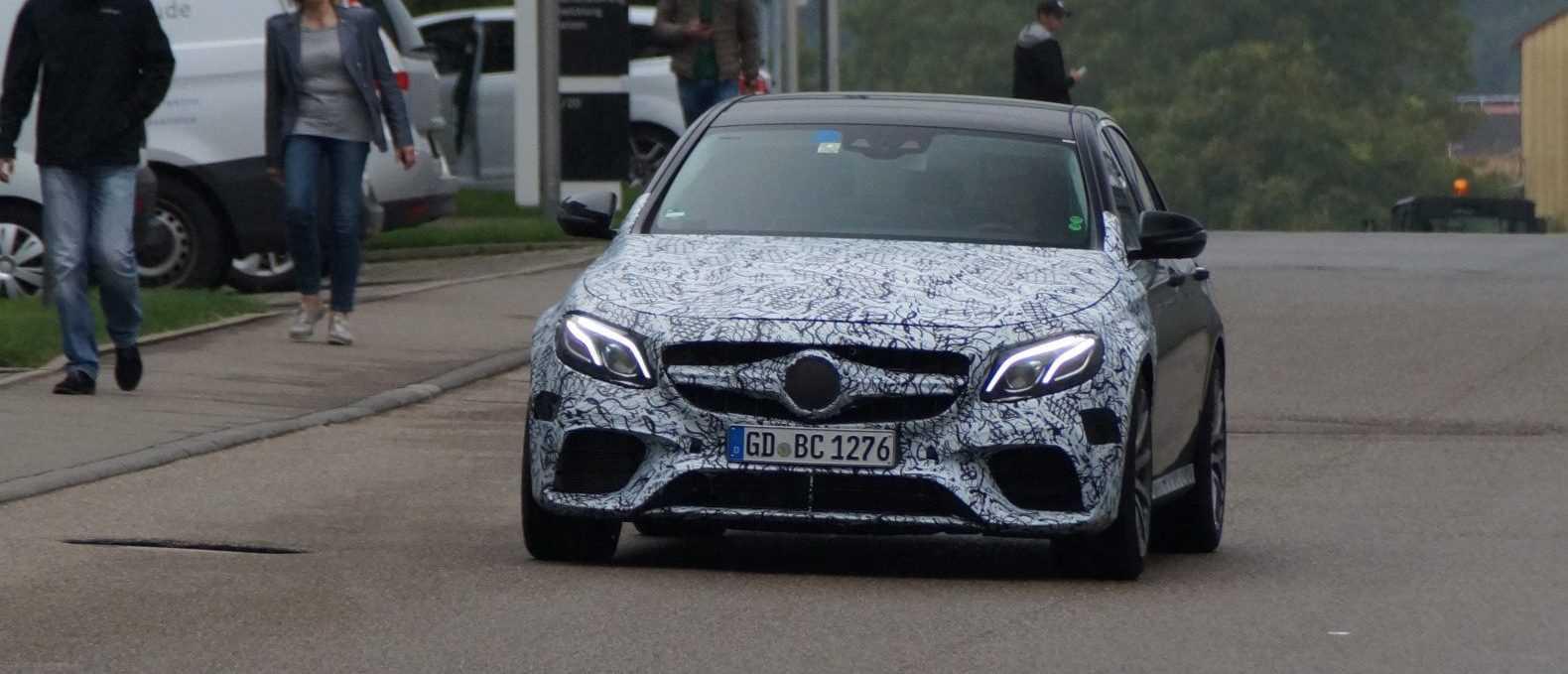 Mercedes-AMG E 63 Limousine 2017