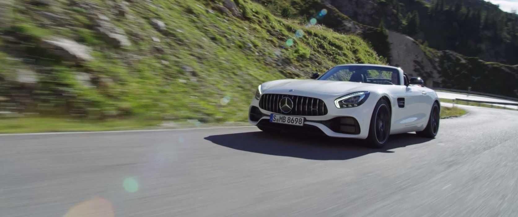 Mercedes-AMG GT Roadster 2017