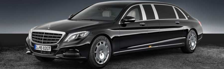 Mercedes-Maybach S 600 Pullman Guard 2017