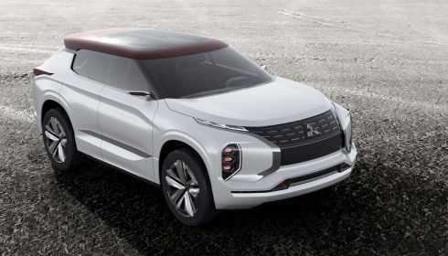 Mitsubishi GT-PHEV Concept 2016