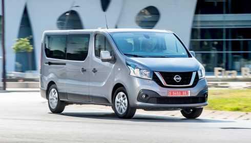Nissan NV300 Combi 2017