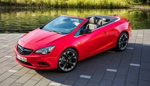 Opel Cascada Supreme 2016