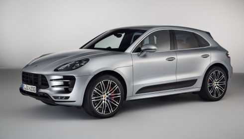 Porsche Macan Turbo Performance Package 2016