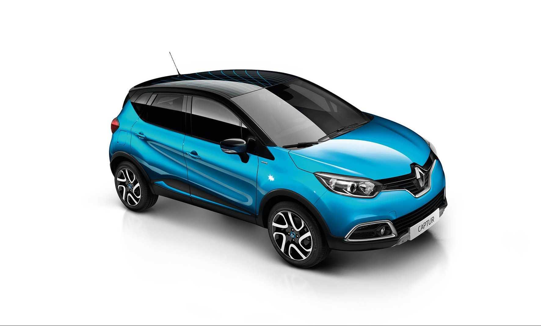 Renault Capture Série Signature Wave 2016