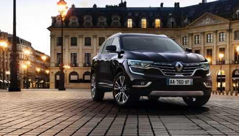 Renault Koleos Initiale Paris 2016