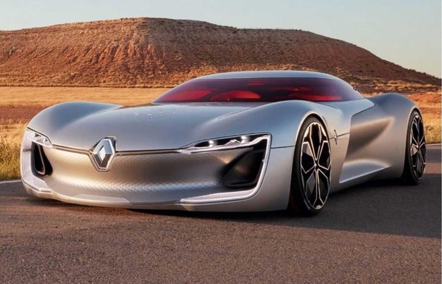 Renault TreZor Concept 2016