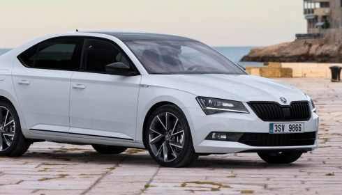 Skoda Superb Hatchback Sportline Business 2016