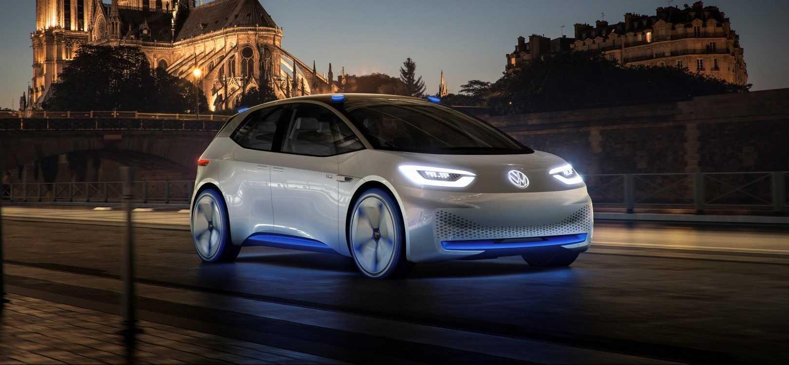 Volkswagen I.D. 2016