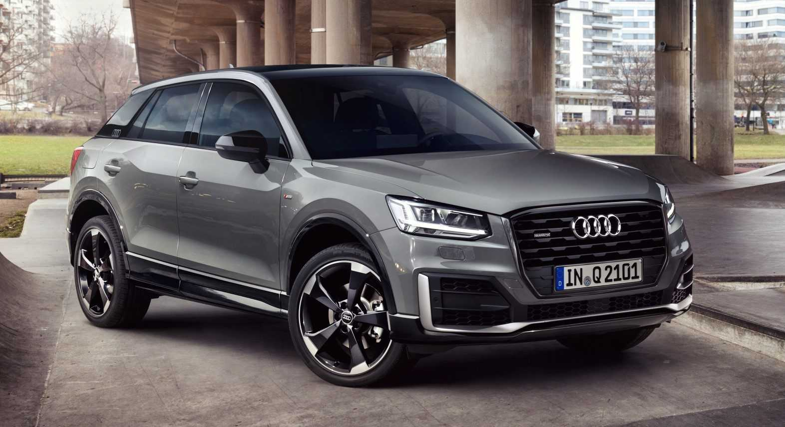 Audi Q2 Launch Edition 2016