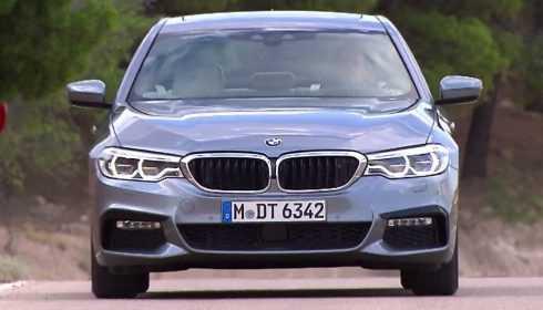 BMW 5 Serie 2017