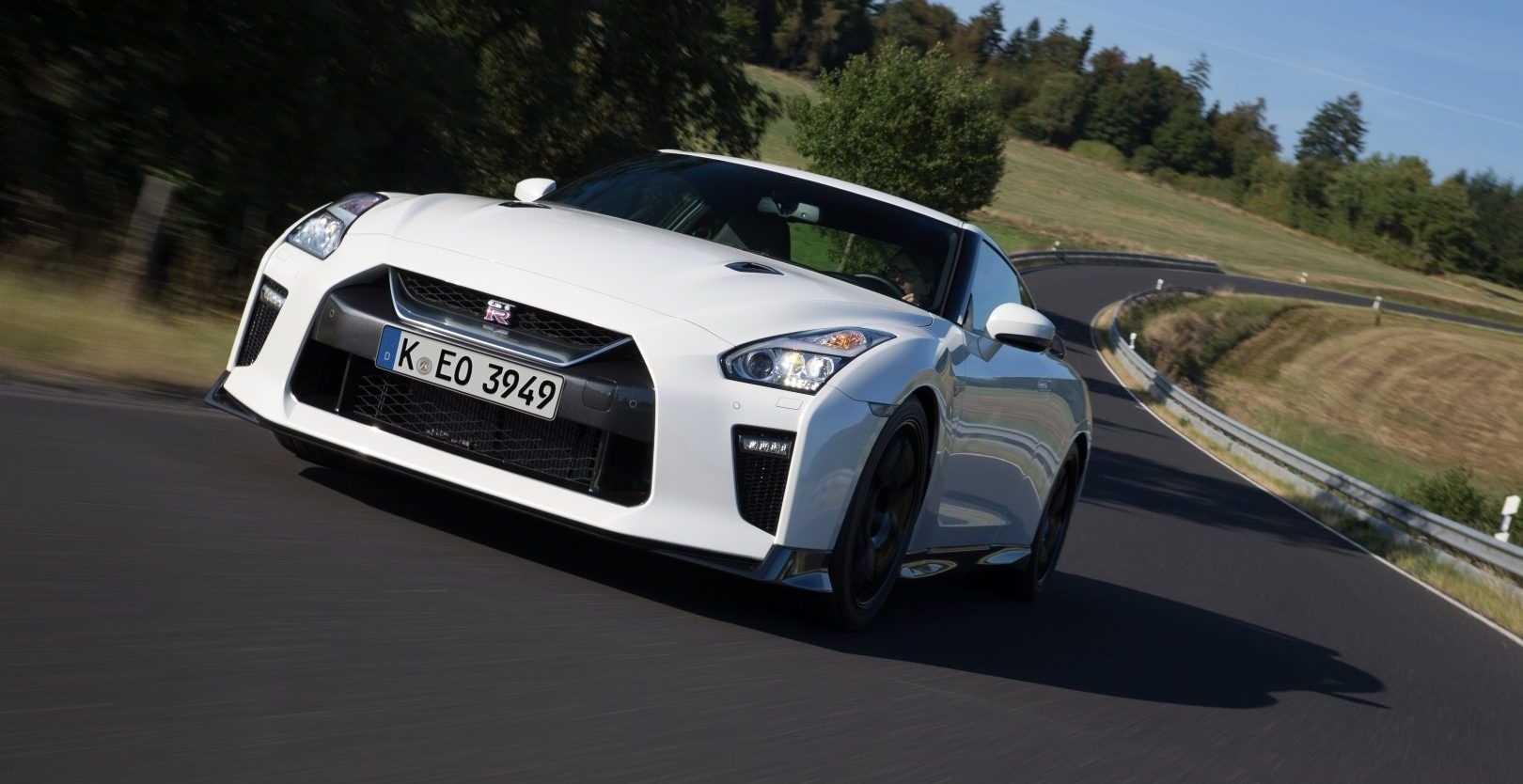 Nissan GT-R Track Edition 2016