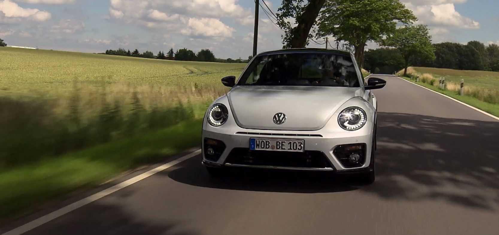 Volkswagen Beetle & Beetle Cabriolet 2017