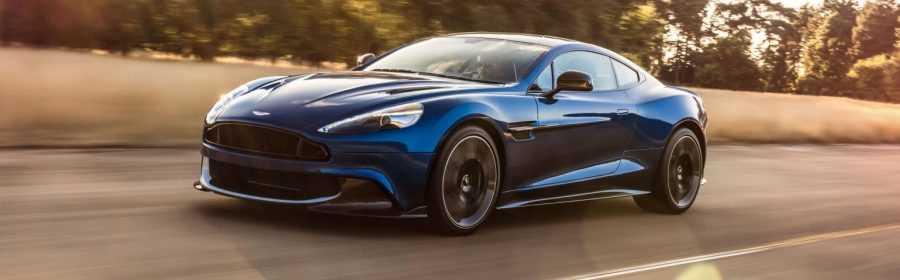 Aston Martin Vanquish S 2016