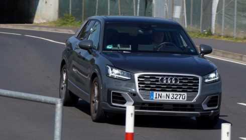 Audi SQ2 2017