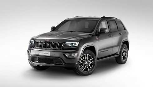Jeep Grand Cherokee Trailhawk 2016
