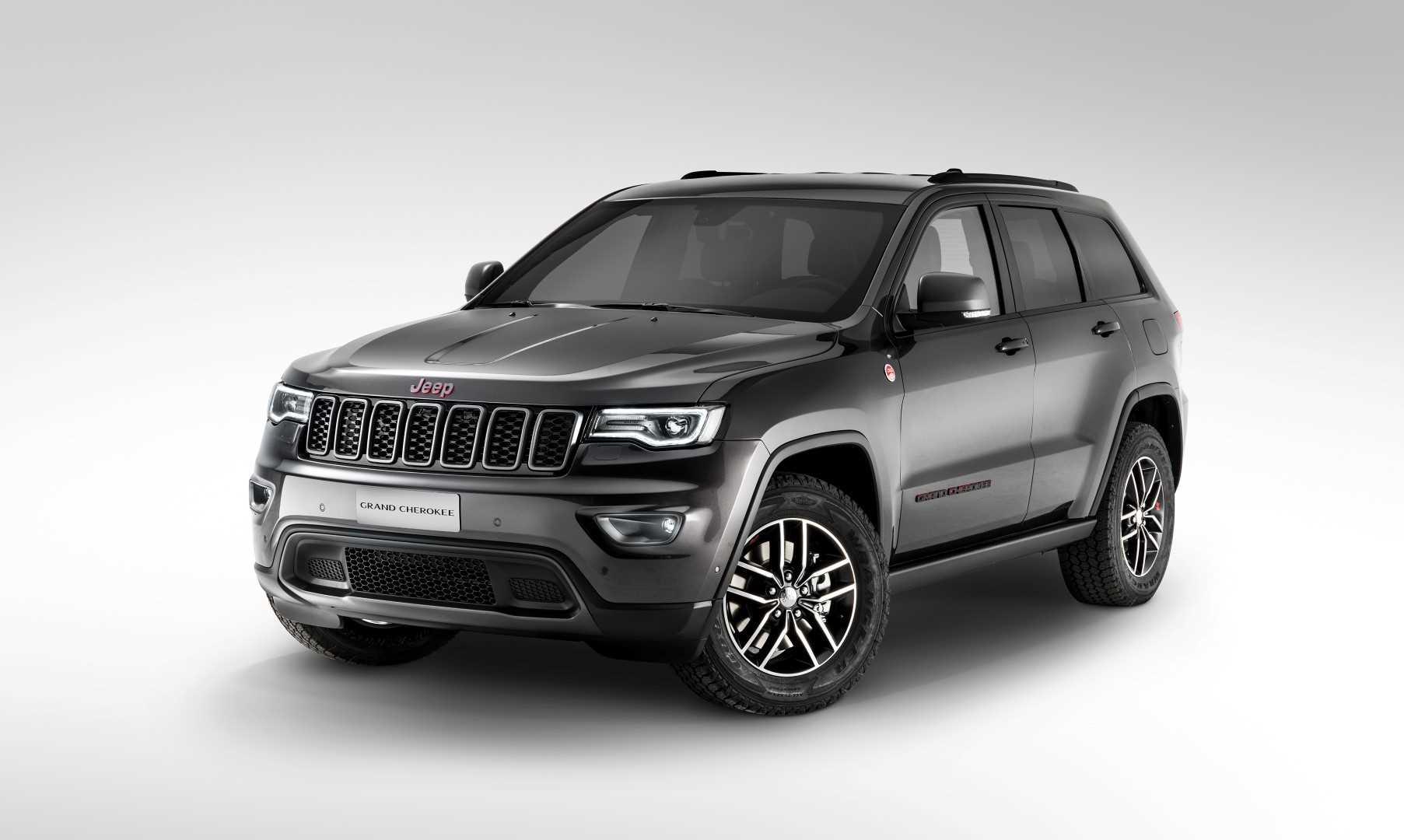 Jeep Grand Cherokee Trailhawk 2016