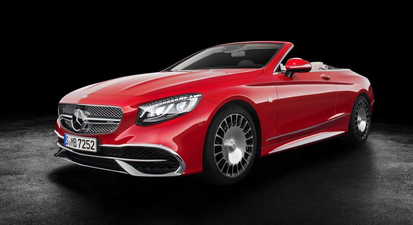Mercedes-Maybach S 650 Cabriolet 2017