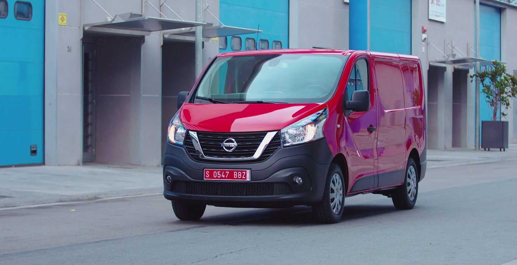Nissan NV300 Van 2016