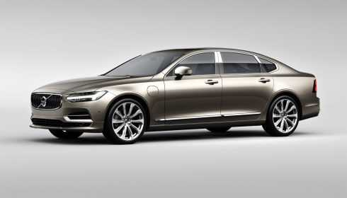 Volvo S90 Excellence 2017