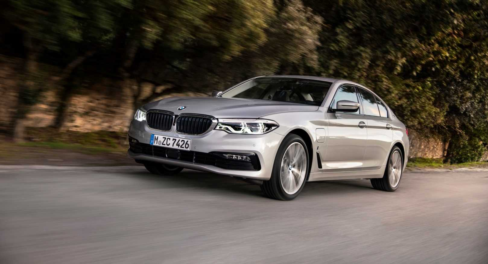 BMW 530e iPerformance 2017