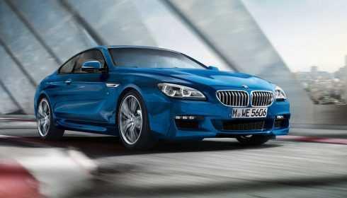BMW 6 Serie Coupé 2017