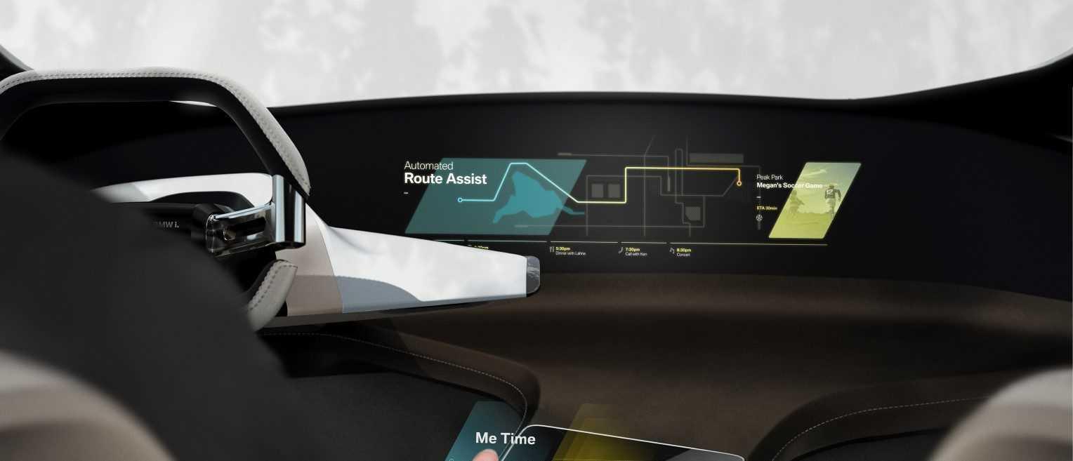 BMW HoloActive Touch 2017 (CES Las Vegas)