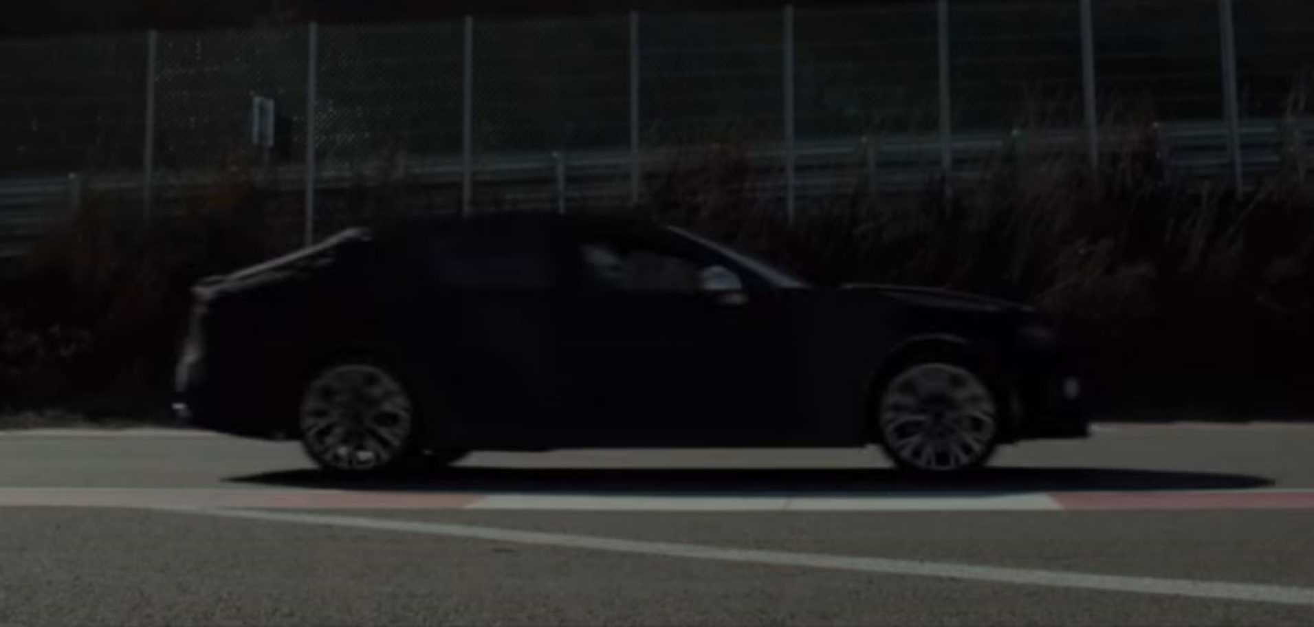 Kia GT 2017 (teaser)