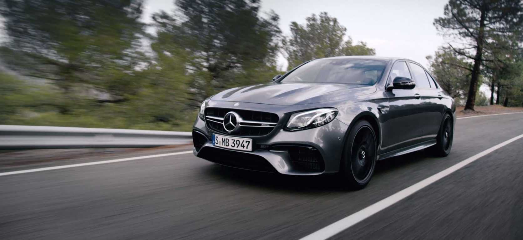 Mercedes-AMG E 63 S 4Matic 2017