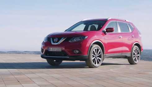 Nissan X-Trail 2017 (rijbeelden, interieur & exterieur)
