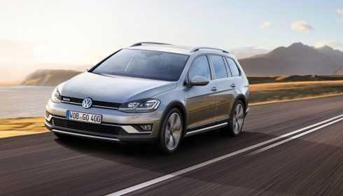 Volkswagen Golf Variant Alltrack 2017
