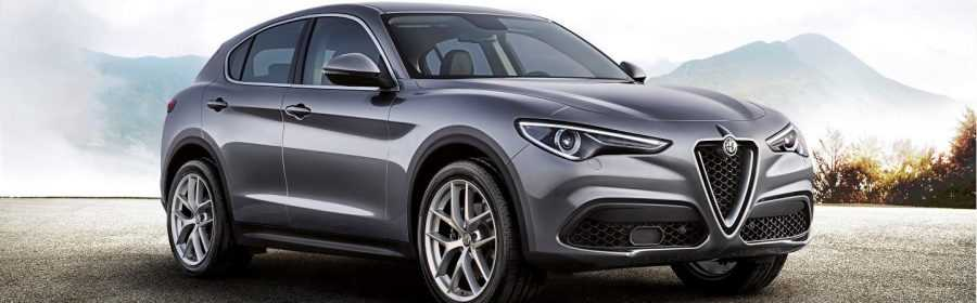 Alfa Romeo Stelvio First Edition 2017