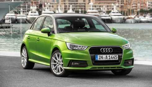 Audi A1 Sportback 2014