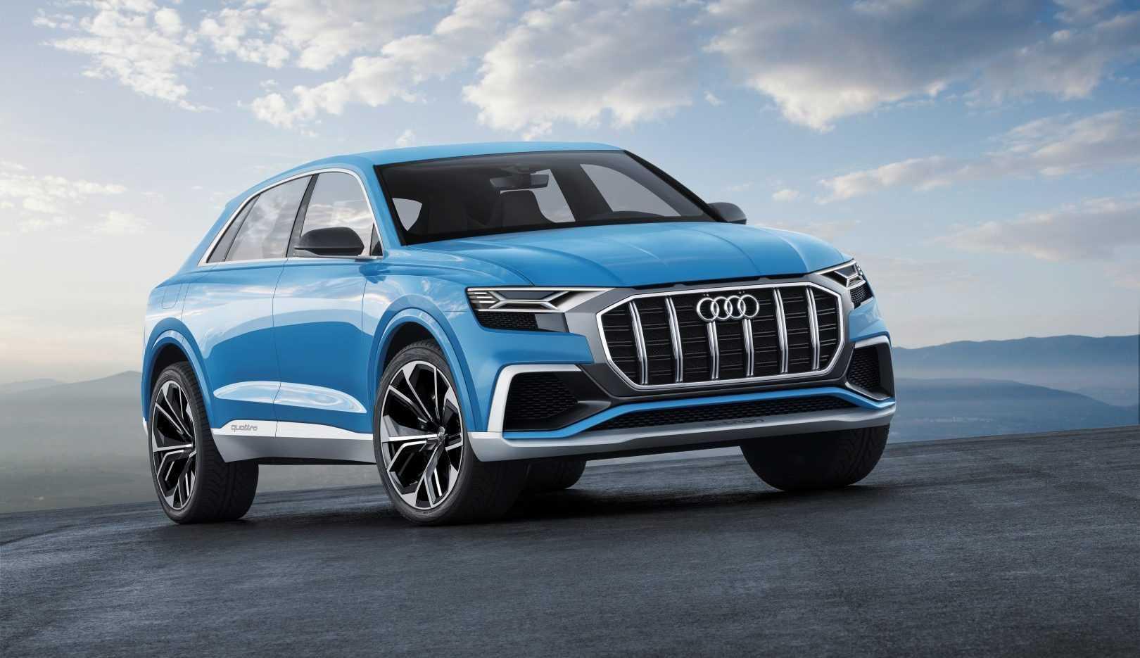 Audi Q8 concept 2017